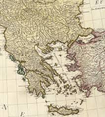 Map Of Ancient Greece Ancient Greece