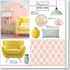 polyvore home decor mood board pastel home decor polyvore