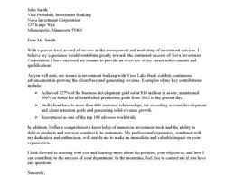 example of a good cover letter for a job application the cover