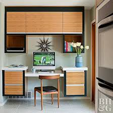 Kitchen Desk Design Kitchen Workstation Ideas