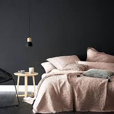 chambre grise et poudré deco chambre chambre a coucher en gris et avec