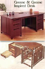 Diy Computer Desk Plans by 42 Best Desk Images On Pinterest Office Spaces Desk Ideas And