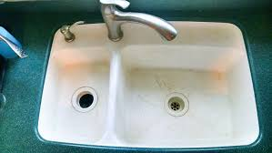 restoring your solid surface sink