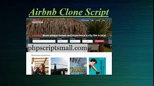 rise of airbnb clone script by phpscriptsmall video dailymotion