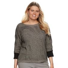 plus size cable knit sweater plus size sweaters kohl s