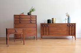 mid century modern bedroom sets kent coffey mid century modern bedroom set in 3726 west montrose