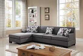 Modern Fabric Sofa Sets Us Pride Furniture S0073 2pc Allen Modern Fabric