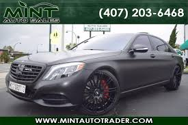 s550 mercedes for sale mercedes s class s550 4matic 2015 in orlando winter park