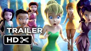 tinkerbell pirate fairy official uk trailer 1 2014