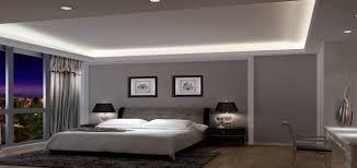 modern gray bedroom home design