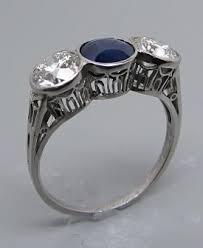 68 best art deco engagement ring settings images on pinterest