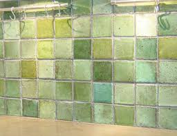 green tile backsplash kitchen obsessed with this aqua tile