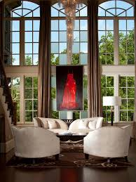 curtains for large windows best at window treatments for large