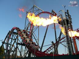 Vallejo Ca Six Flags Be Careful What You Wish For U2013 All Roller Coasters Are Not Created