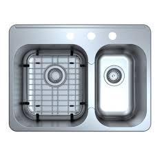 Ancona Capri DropIn  X  Double Bowl Kitchen Sink With - Bowl kitchen sink