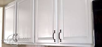 satin or semi gloss for kitchen cabinets painting kitchen cabinets create and babble