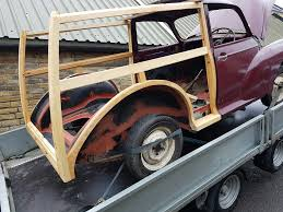 1954 mk2 morris minor traveller full build deposit secures