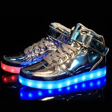 light up sneakers 10 led shoes that light up at the bottom and change colors like