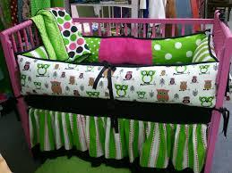 Owls Crib Bedding 4 Owl Baby Bedding Set Baby Crib Bedding Bed Sets And Crib