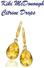 mcdonough citrine drop earrings mcdonough citrine drops kate s jewelry drop