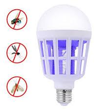 insect killer light bulb amazon com boomile mosquito bug zapper light bulb e26 e27