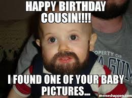 Funny Cousin Memes - 50 top happy birthday cousin meme that make you laugh quotesbae