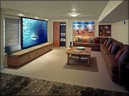 home design basement ideas for entertainment scandinavian