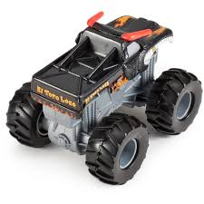 el toro loco monster truck videos wheels monster jam rev tredz el toro loco black die cast