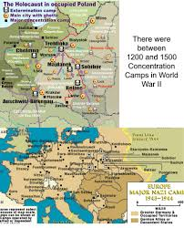 Map Of Concentration Camps In Germany by The Faces Of Bravery Part 2 Huffpost