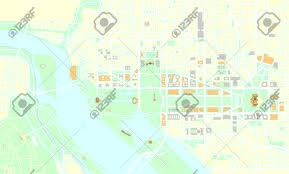 Washington Dc Maps Washington Dc Map Royalty Free Cliparts Vectors And Stock