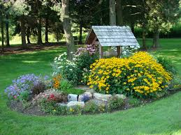 Landscape Flower Garden by Landscapes Gallery Appalachian Creations Inc Lehigh Valley Pa