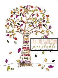 free fall tree pattern u create