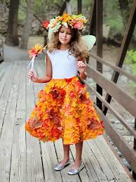 Fairy Costumes How To Make A Woodland Fairy Halloween Costume How Tos Diy