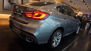 bmw car price in malaysia locally assembled bmw x6 launched car prices may go up in 2016