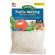 5 ft x 30 ft dalen products nylon trellis netting tp 30c the