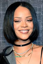 center part bob hairstyle the most beautiful bob hairstyles for black women byrdie au