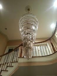 Entry Chandelier Lighting Modern Crystal Chandelier For Foyer Crystal Chandelier For