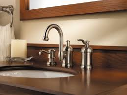 unique faucets traditional delta polished brass bath faucets