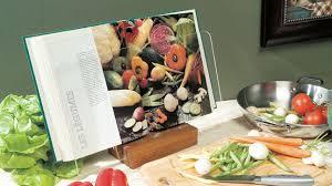 support livre cuisine support à livre de recettes rénovation bricolage