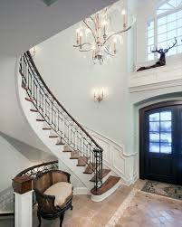 Entryway Inspiration Chandeliers Entrance Foyer At Crystal Chandelier Entryway Height