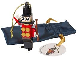 lego seasonal soldier ornament 5004420 official