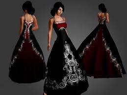 black wedding dresses and black wedding dresses naf dresses