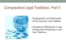 comparative traditions part ii development and distribution