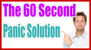 Discount Anxiety Simple Techniques To Get Rid Of Anxiety Panic Attacks And Feel Free Now Anxiety Self Help Anxiety Cure Panic Attacks Anxiety Disorder The 60 Second Panic Solution Simple Trick Stops Panic Attacks