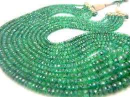 emerald gemstone necklace images Gemstone necklace emerald gemstone beads manufacturer from jaipur jpg