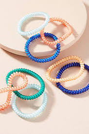 hair tie holder hair ties ponytail holders elastics anthropologie