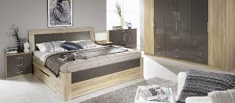 möbel schlafzimmer komplett arona schlafzimmer komplett mit bett schrank rauch pack s