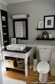Black And White Bathroom Decorating Ideas Black White And Gold Bathroom Decor Bathroom Decor
