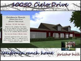 10050 cielo drive floor plan 10050 cielo drive the tate house sluniverse forums