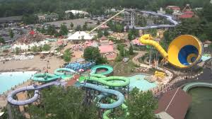 6 Flags Water Park Six Flags Overview History And Facts 2013 Youtube